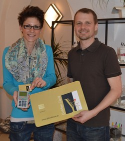 Neuer Ybbs de Luxe Golden Card Partnerbetrieb